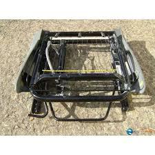 reglage siege auto assise chassis metallique verin reglage hauteur siege chauffeur