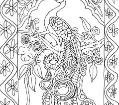 Holiday Colouring Pages Peacock Coloring Pages Fresh In Exterior