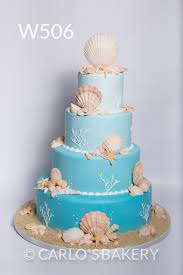 Carlos Bakery Wedding Cake