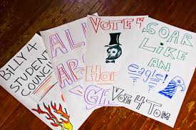 Middle School Campaign Ideas For Student Council