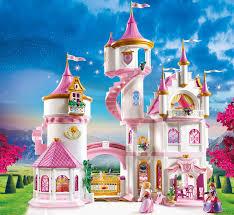 playmobil princess 70447 großes prinzessinnenschloss mit drehbarer tanzplatte ab 4 jahren
