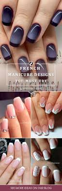Best 25+ French Manicures Ideas On Pinterest   French Nails ... Nail Art For Beginners 20 No Tools Valentines Day French How To Do French Manicure On Short Nails Image Manicure Simple Nail Designs For Anytime Ideas Gel Designs Short Nails Incredible How Best 25 Manicures Ideas Pinterest My Summer Beachy Pink And White With A Polish At Home Tutorial Youtube Tip Easy Images Design Cute Double To Get Popxo