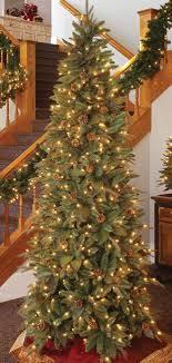 7 Ft Pre Lit Led Christmas Tree