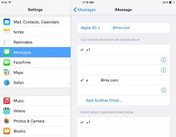 iPad also go to Settings Messages Send & Receive to be sure the same Apple ID is being used and your phone number and Apple ID email are checked