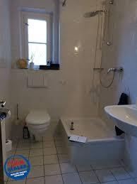 umbau eines gästebades zum gäste wc mit dunkelblauen wänden