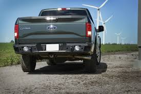 2015-2016 Ford F150 Signature Series Heavy Duty Rear Bumper - Rear ... Welcome To Thunder Struck Bumpers Chrome Truck Bumpers Build Your Custom Diy Bumper Kit For Trucks Move 72018 F250 F350 Fab Fours Black Steel Front Fs17s41611 Buy 2015 Up Chevy Colorado Gmc Canyon Honeybadger Rear Winch Add Honey Badger Temco Flat Bed Pickup Flatbedsbumpers Ford Dodge And Rampage Archives Trucksunique Warn Industries Mounting Systems Jeep Truck Suv