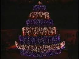 Bellevue Baptist Church Singing Christmas Tree by Living Christmas Tree Bethesda Baptist Church Youtube