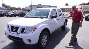 100 Nisson Trucks 2013 Nissan Frontier Review And Test Drive YouTube
