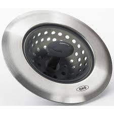 Mesh Sink Strainer With Stopper by Oxo Silicone Sink Strainer And Stopper In Drain Stoppers And Strainers