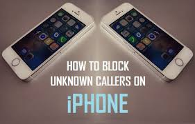 How to Block Unknown Callers iPhone