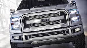 Atlas Shrugged, And The Truck World Felt It: The Ford Atlas Concept ...