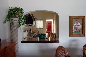 Doorway Between Kitchen And Dining Room