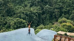 100 Ubud Hanging Gardens Luxury Resorts Worlds Best Swimming Pool Of Bali Resort