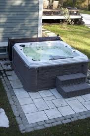 Backyard Landscaping Ideas With Hot Tub | Fleagorcom Keys Backyard Jacuzzi Home Outdoor Decoration Fire Pit Elegant Gas Pits Designs Landscaping Ideas With Hot Tub Fleagorcom Multi Level Deck Design Tub Enchanting Small Tubs Images Spool Hot Tubpool For Downward Slope In Backyard Patio Firepit And Round Shape White Interior Color Above Ground Patios Magnificent With Inspiration House Photo Outside