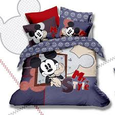 full size mickey mouse bedding mickey mouse bedding set cartoon