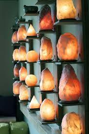 Earthbound Salt Crystal Lamps by Salt Lamp Wall U2026 Pinteres U2026