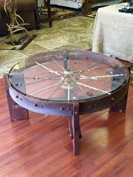 Glass : Antique Wooden Wagon Wheel Coffee Table Wheel Wagon Wheel ... Coffee Table Railroad Bgage Cart Value Vintage Industrial Fniture Nautical Tables With Wheels Pottery Barn Goodkitchenideasmecom Living Room Rustic Wheeled Storage On Ikea Lack Wood Glass Suzannawintercom Rascalartsnyc Curtain Ideas Style Lamps Design New Reclaimed Timber Pallet Tanner Bitdigest Thippo