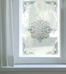 Artscape Magnolia Decorative Window Film by Amazon Com Artscape Medallion Window Accent 12