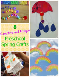 Seasonal Spring Activities For Kids Images On Simple Crafts