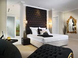 Modern Stripes Bedroom Decoration Idea Source Home Designingcom Contemporary Living Room Design