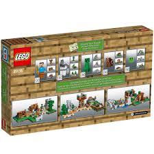 MINECRAFT The Crafting Box 2 0 717 PCS By LEGO We are a