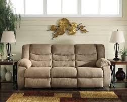 Hogan Mocha Reclining Sofa Loveseat by Reclining Sofas