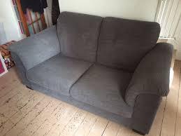 ikea tidafors two seat sofa hensta grey rrp 399 in chingford