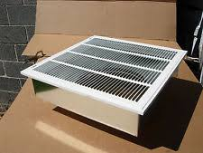 Decorative Return Air Grille 20 X 20 by Return Air Filter Grille Ebay