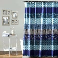 Royal Blue Bathroom Decor by Shower Curtains Blue Plaid Shower Curtain Bathroom Decorating