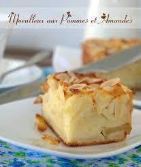 recette dessert aux pommes moelleux aux pommes amour de cuisine