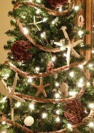 Seashell Christmas Tree Skirt by Best 25 Beach Christmas Trees Ideas On Pinterest Beach