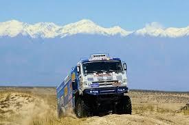 100 Dakar Truck KAMAZ Team Wins Rally In Category AGAIN Voices From