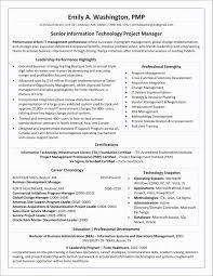 Acquisition Project Manager Resume