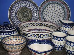 Full Size Of Modern Italian Ceramic Dinnerware Pretty Perky Polish Pottery White Blue Tableware Set