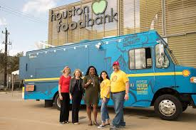 100 Houston Food Trucks Shell Donates Super Gyro Synergy Truck To Bank