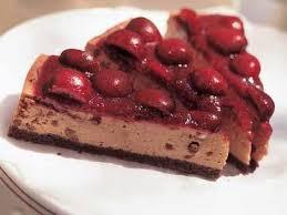 Black Forest Cherry Cheesecake