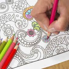 10 Coloring Books For Adults