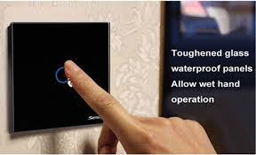 smart home controller remote touch wall light switch