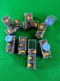 3) Pieces Of Predator 1080 Chalk & (1) Billiard P.. In Sporting ...