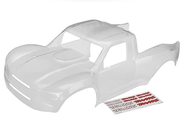 Traxxas 8511 Body - Unlimited Desert Racer (Clear - Trimmed - Requires Paint)