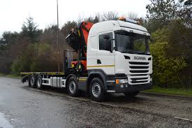 Truck Mounted Cranes And Lorries For Sale | MV Commercial