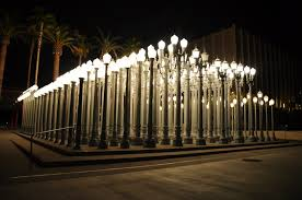 LACMA s Urban Light to be turned off for 2 months for repairs
