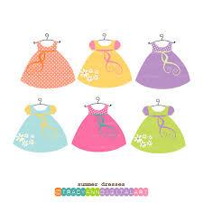 Clip Art Baby Doll Dress Clipart 1