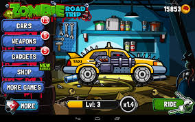 Zombie Road Trip (Android) Reviews At Android Quality Index