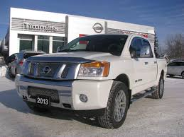 Used 2013 Nissan Titan SL For Sale In Timmins, Ontario | Carpages.ca Nissan Recalls More Than 13000 Frontier Trucks For Fire Risk Latimes Raises Mpg Drops Prices On 2013 Crew Cab Used Truck Black 4x4 16n007b Filenissan Diesel 6tw12 White Truckjpg Wikimedia Commons 4x4 Pro4x 4dr 5 Ft Sb Pickup 6m Hevener S Cars Trucks Juke Nismo Intertional Overview Marvelous For Sale 34 Among Car References With Nissan Specs 2009 2010 2011 2012 2014 2015 Frontier Extra Cab 99k 9450 We Sell The Best Truck Titan Preview Nadaguides Carpower360