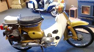 Scooter Source Inc Archive One Owner Honda 70cc 1150 Wont