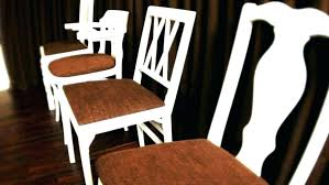 Dining Chair Cushions With Ties Kitchen Chairs Tie