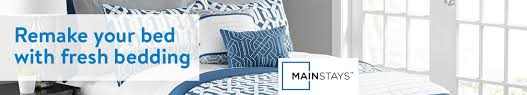 Walmart Bed In A Bag by Mainstays Bed Pillows Walmart Com