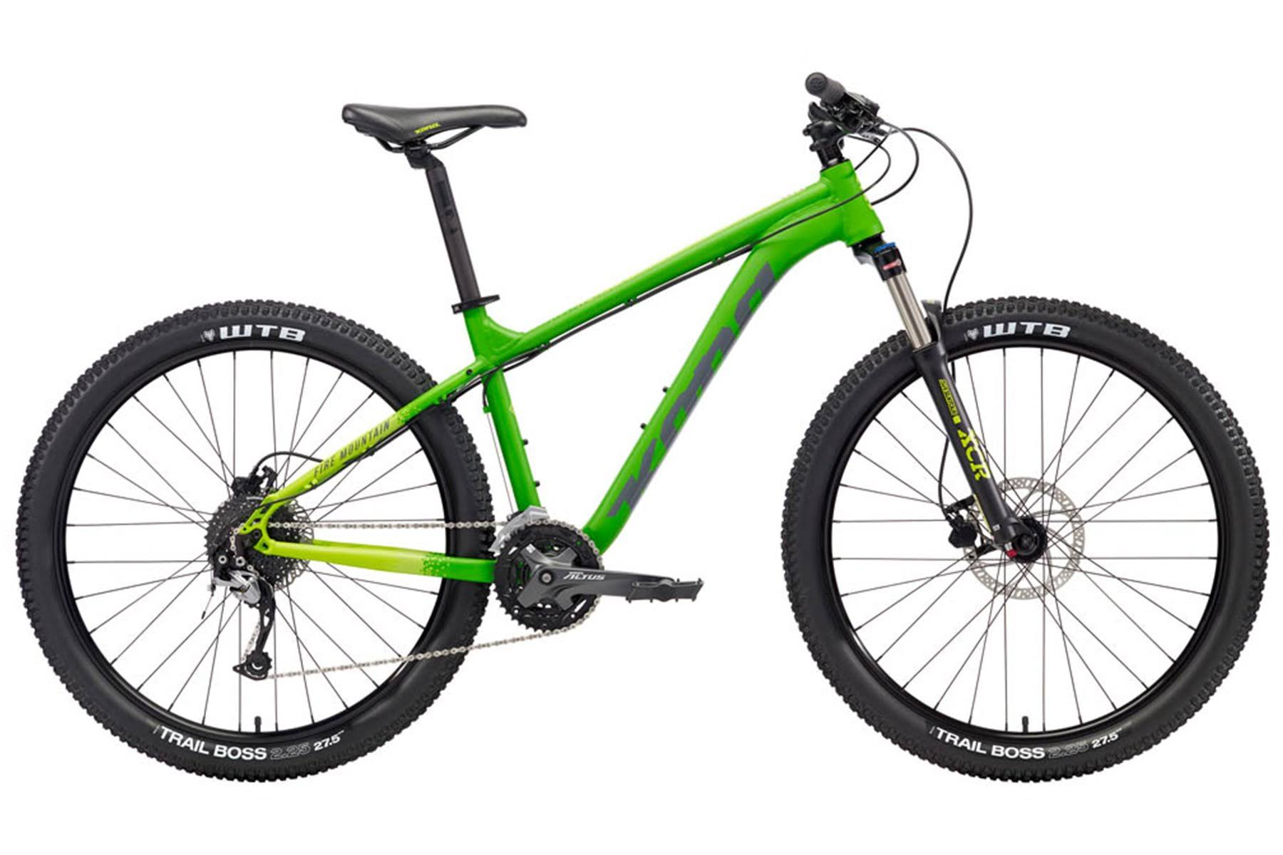 Kona Fire Mountain - Green- 2018 Green