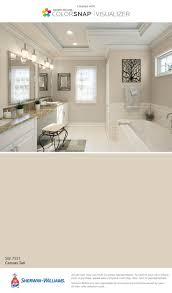 Colors For A Bathroom Wall by Best 25 Tan Bathroom Ideas On Pinterest Tan Living Rooms